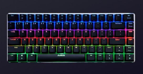 黑爵AK33键盘驱动下载