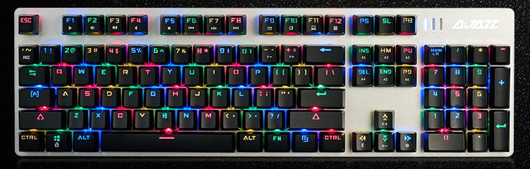 黑爵ak52键盘驱动下载