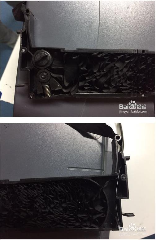 爱普生lq300k色带安装5