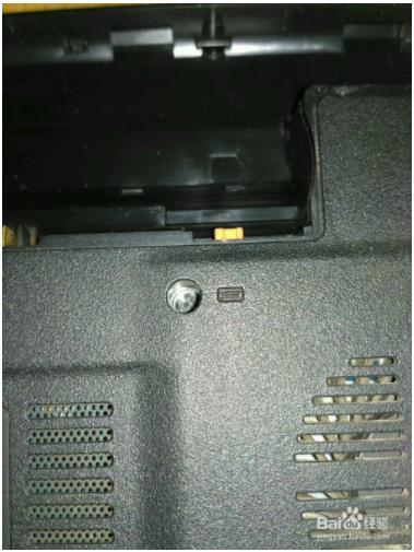 宏基4752g键盘如何拆3