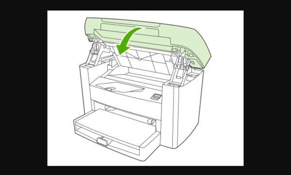 佳能ts308打印机怎么加墨水5