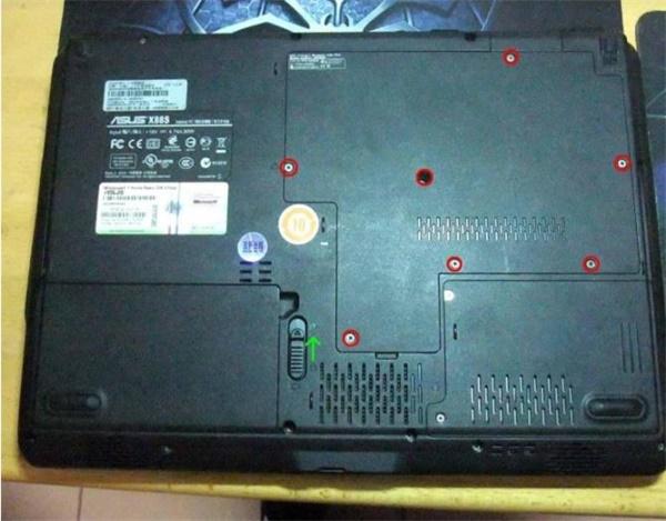 华硕x88s拆机教程 华硕x88s笔记本参数介绍