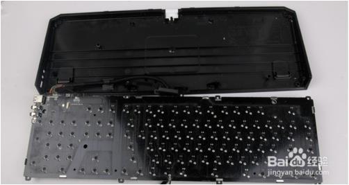 雷蛇黑寡妇键盘怎么清理6