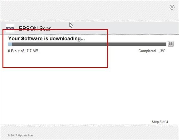 epson scan驱动安装方法2
