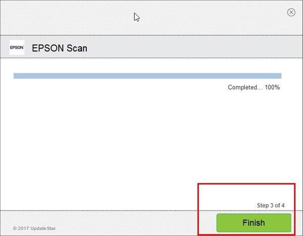 epson scan驱动安装方法3
