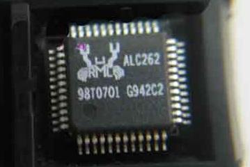 ALC262声卡驱动
