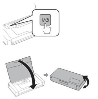 爱普生wf100维护箱已到使用寿命1