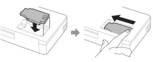 爱普生wf100维护箱已到使用寿命3