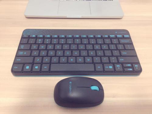 罗技MK245键盘驱动