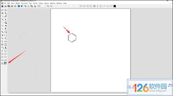 ChemDraw编辑高分子聚合物结构简式方法1