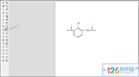 ChemDraw编辑高分子聚合物结构简式方法3
