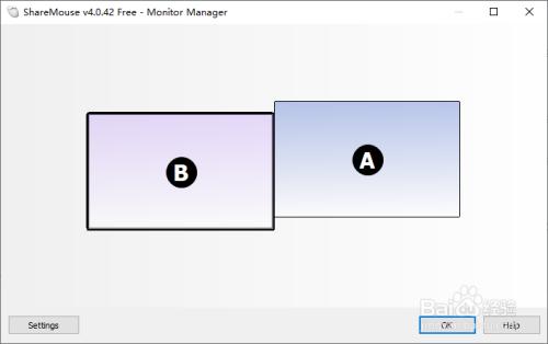 ShareMouse实现多台电脑共享键盘鼠标5