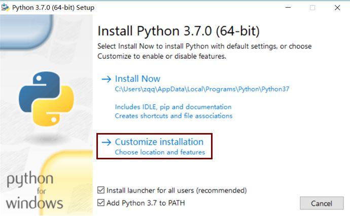 Python3安装步骤3