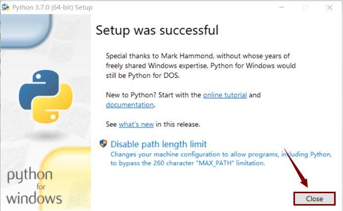Python3安装步骤7