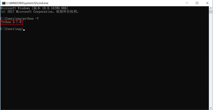 Python3安装步骤11
