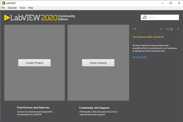 LabVIEW2020