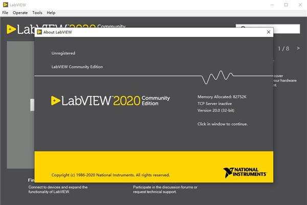 LabVIEW2020特色