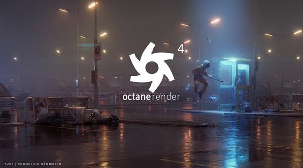 OC渲染器4.0破解版