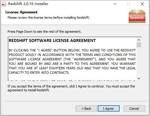 Redshift渲染器破解版安装教程2