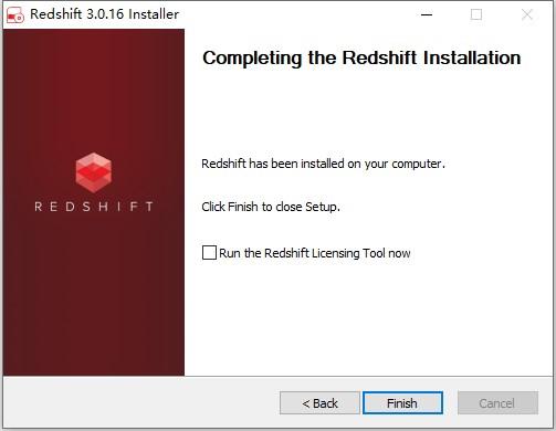 Redshift渲染器破解版安装教程5