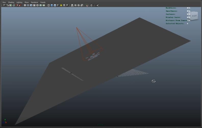 Redshift渲染器破解版灯光雾制作2