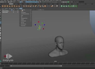 Redshift渲染器破解版工具架调出方法1