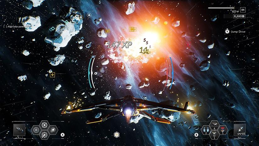 永恒空间2(EVERSPACE 2)特色