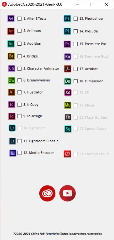 Adobe GenP 2021