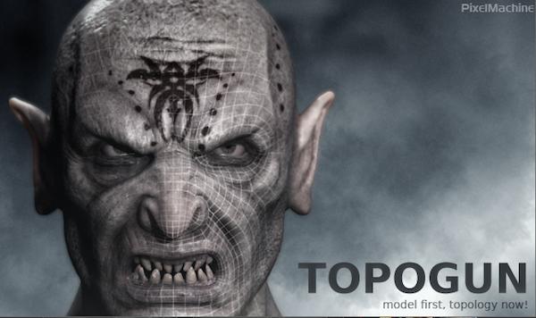 TopoGun3破解版