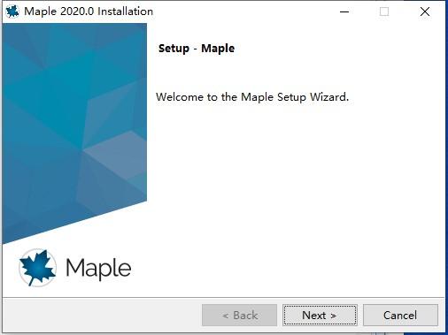 Maple2020破解版安装教程2