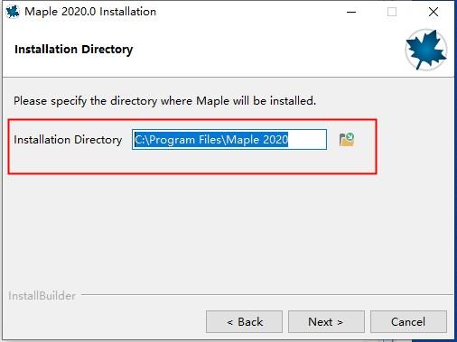 Maple2020破解版安装教程4