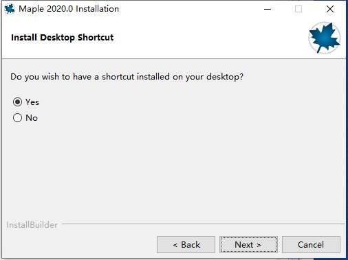 Maple2020破解版安装教程5