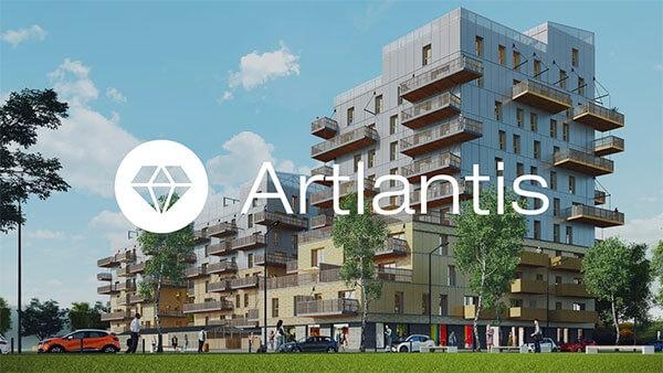 Artlantis渲染器