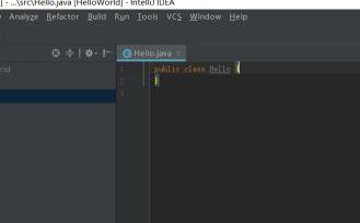 IntelliJ IDEA2020运行Java程序7