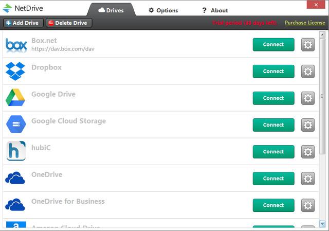 NetDrive3破解版特色