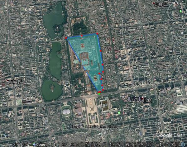 Google Earth专业版画格方法4