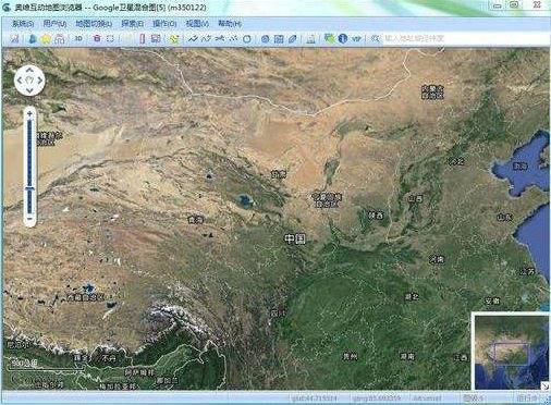 奥维互动地图离线包特色