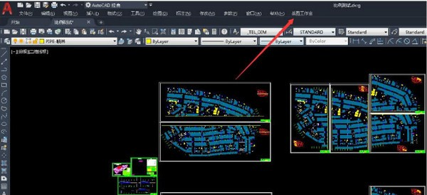 战图CAD批量打印破解版使用方法2