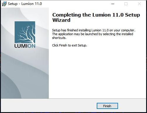 Lumion终身版安装教程4
