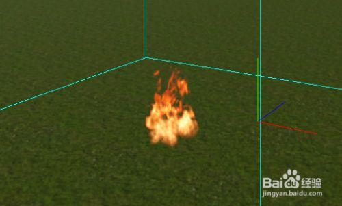 Lumion终身版添加火焰6