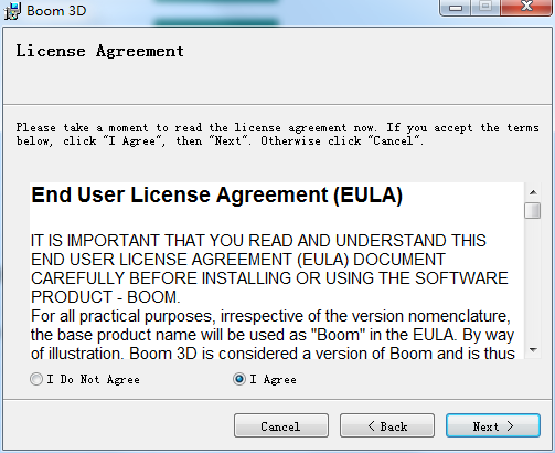 Boom 3D破解版安装步骤2