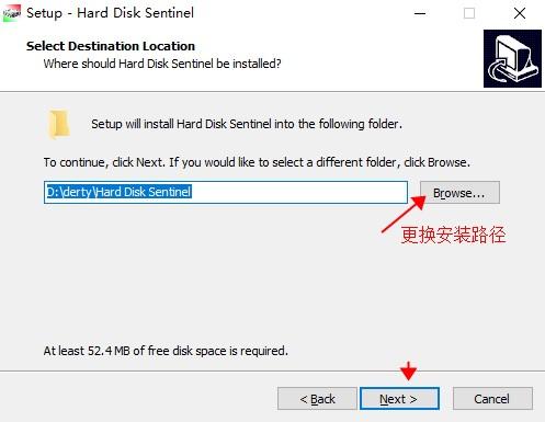 Hard Disk Sentinel Pro安装步骤4
