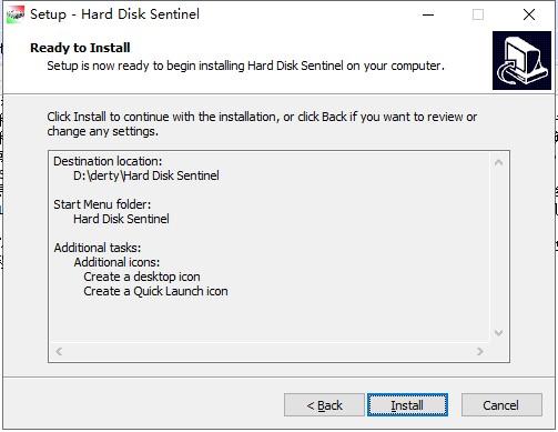 Hard Disk Sentinel Pro安装步骤7