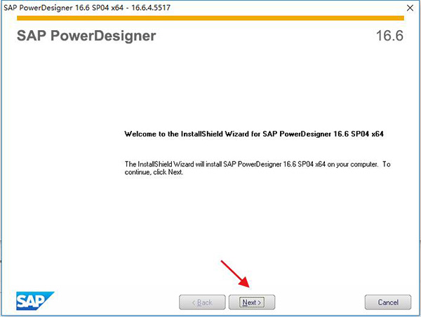 PowerDesigner16.6中文版安装步骤2