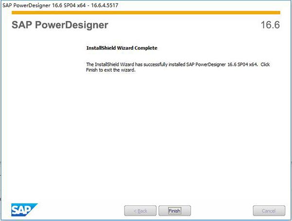 PowerDesigner16.6中文版安装步骤6