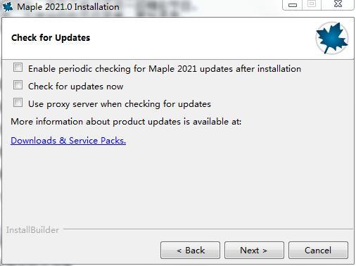 Maplesoft Maple 2021安装教程6