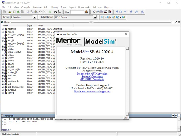 ModelSim SE 2020安装教程7
