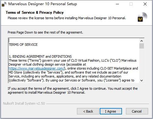 Marvelous Designer10安装教程2