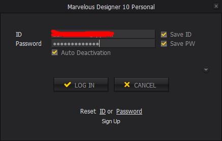 Marvelous Designer10安装教程6