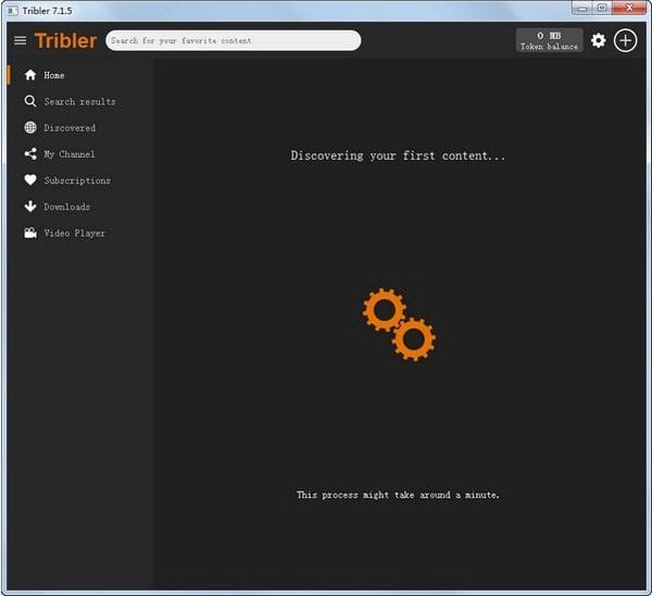 Tribler客户端特色